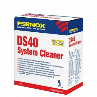 Fernox DS40 System Cleaner 1.9Kg