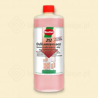 Sotin 212 Odkamieniacz - koncentrat 1l