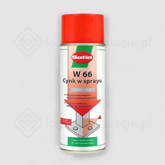 Sotin W66 Cynk w sprayu