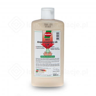 Sotin 503 Krem czyszczący do rąk